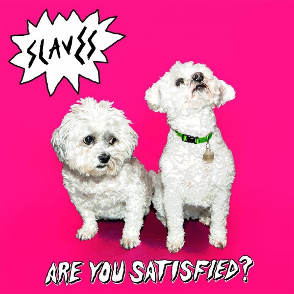 Slaves Are You Satisfied? cover art