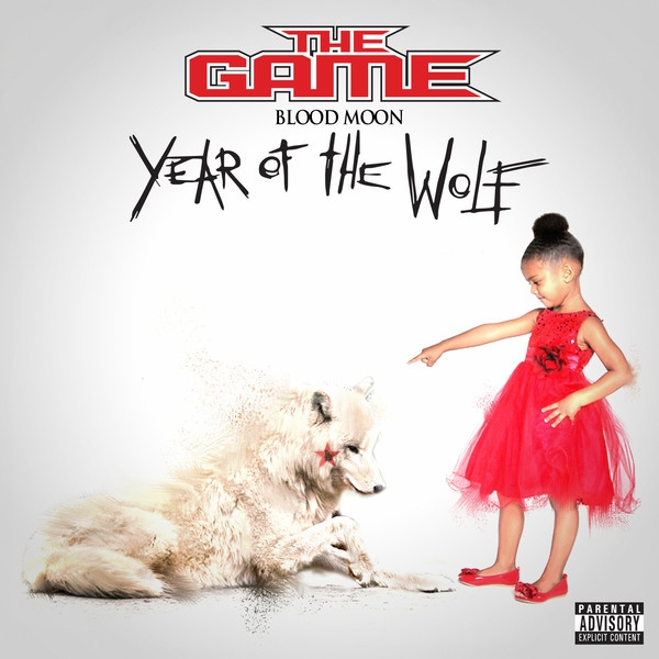 The Game Blood Moon: Year of the Wolf Cover Art