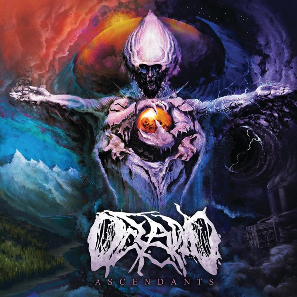 Oceano Ascendants cover art