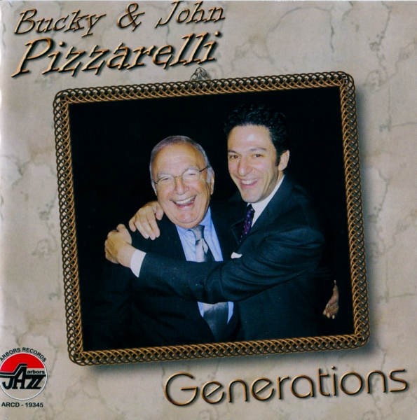 Bucky Pizzarelli Generations cover art