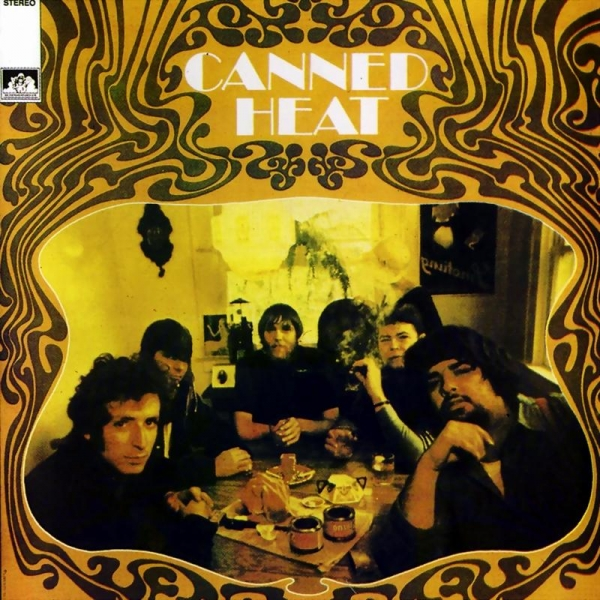 Canned Heat Canned Heat cover art