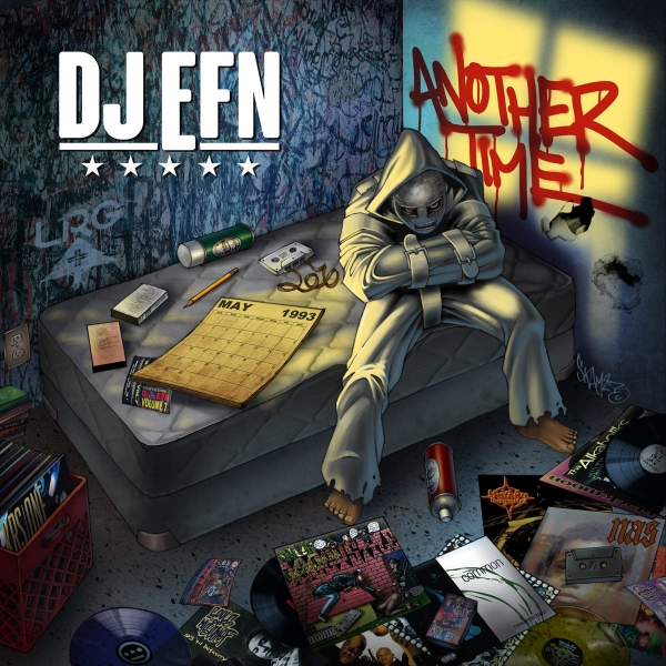 DJ EFN Another Time Cover Art