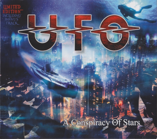 UFO A Conspiracy of Stars cover art