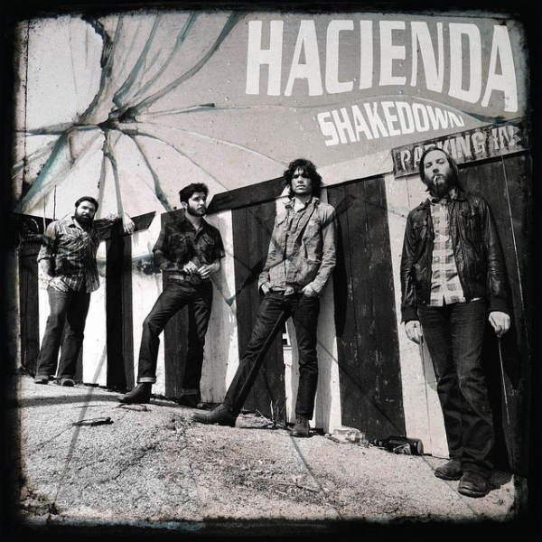 Hacienda Shakedown Cover Art