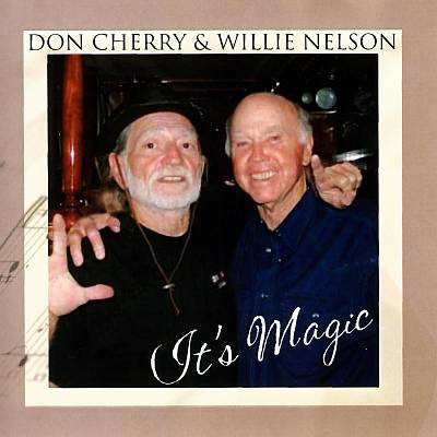 Willie Nelson It's Magic cover art