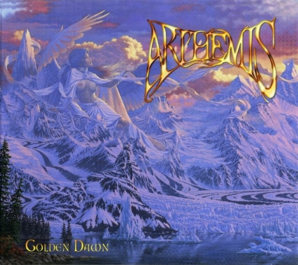 Arthemis Golden Dawn Cover Art