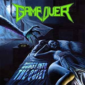 Game Over Burst Into the Quiet cover art