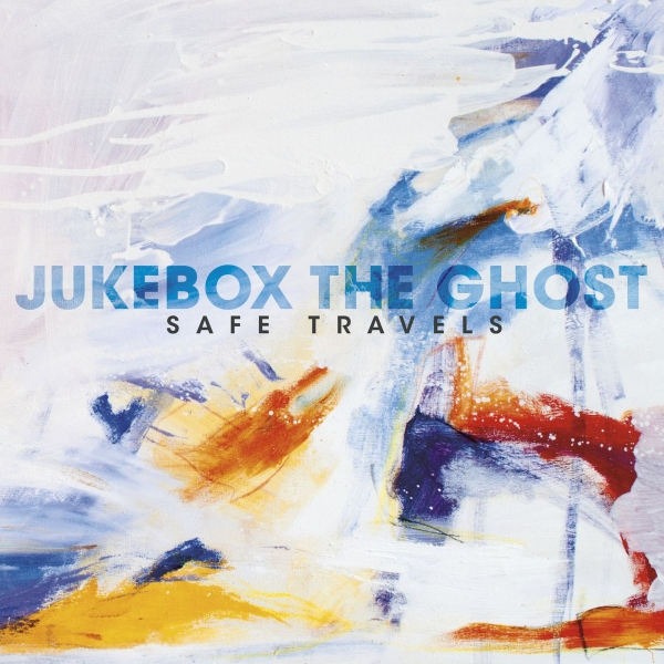 Jukebox the Ghost Safe Travels Cover Art