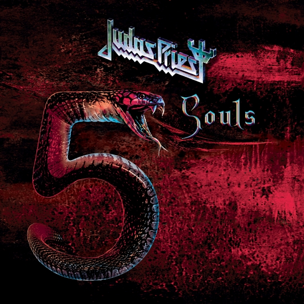 Judas Priest 5 Souls cover art