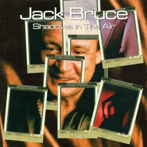 Jack Bruce Shadows in the Air cover art