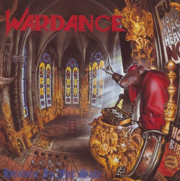 Wardance Heaven Is For Sale cover art