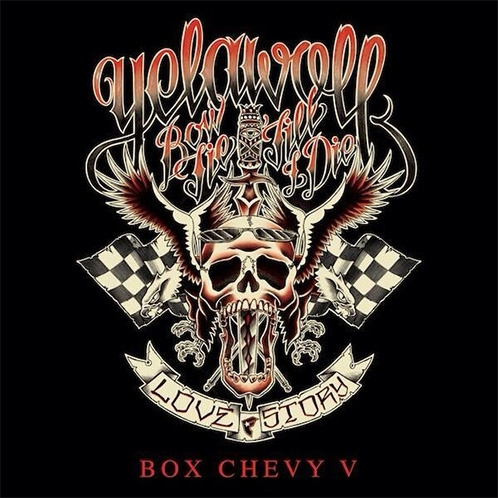 Yelawolf Box Chevy V Cover Art