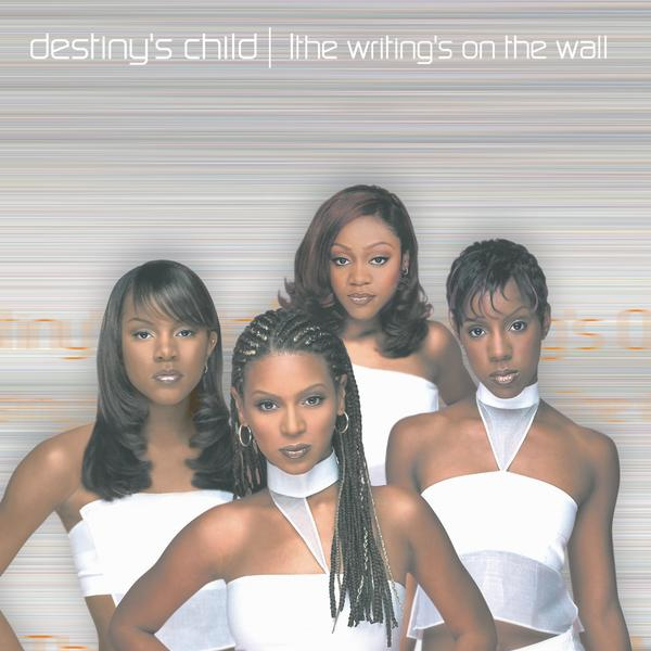 Destiny's Child The Writing's on the Wall cover art