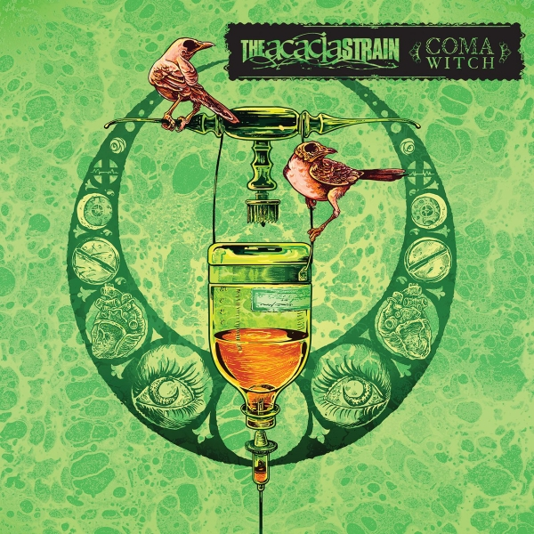 The Acacia Strain Coma Witch cover art