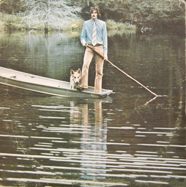 James Taylor One Man Dog cover art