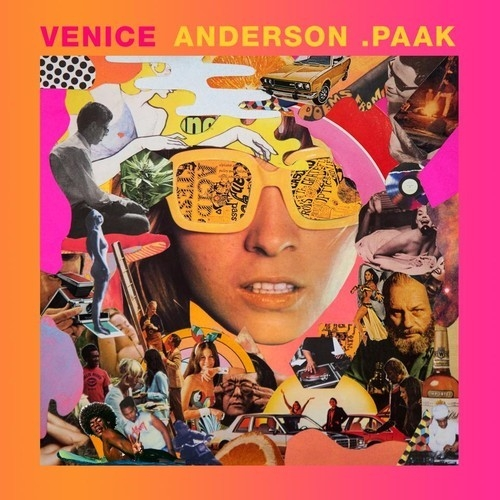 Anderson .Paak Venice cover art