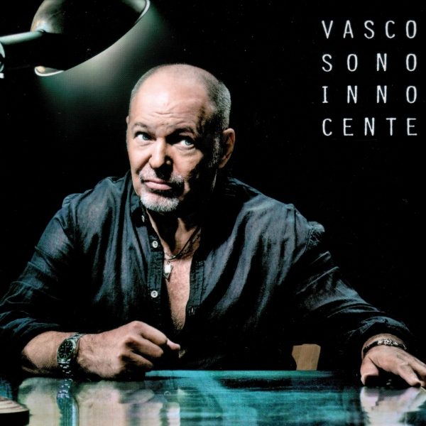 Vasco Rossi Sono innocente cover art