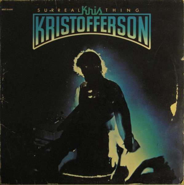 Kris Kristofferson Surreal Thing cover art