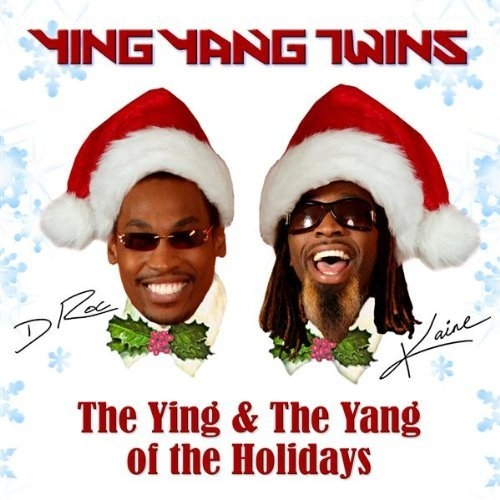Ying Yang Twins The Ying and the Yang of the Holidays cover art