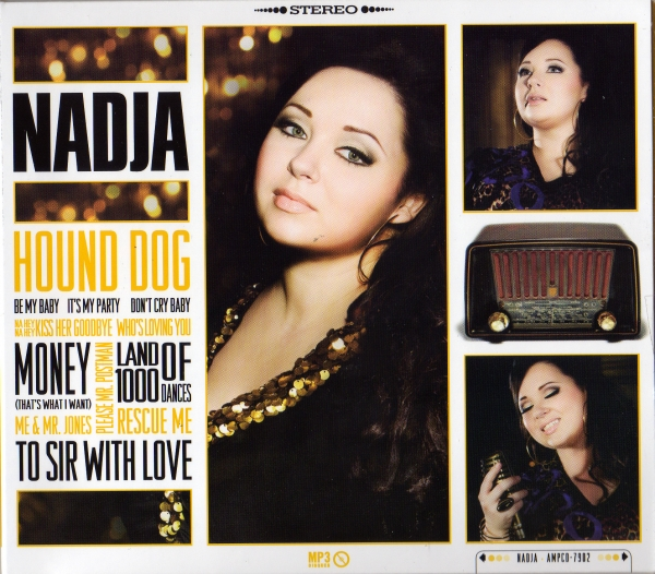Nadja Nadja cover art