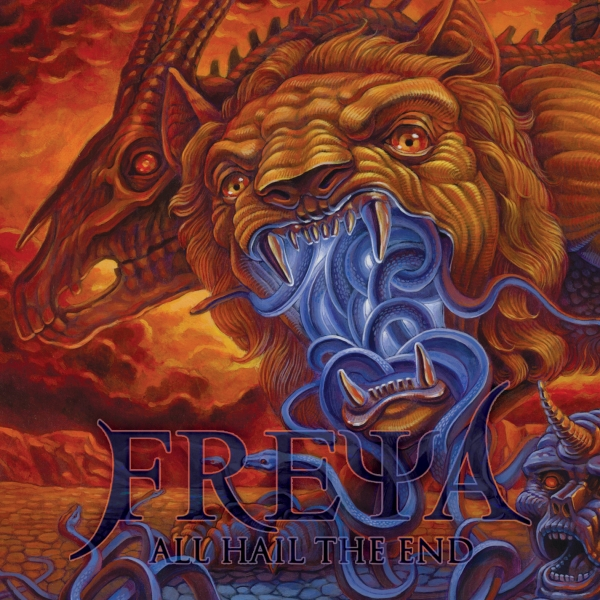 Freya All Hail the End cover art