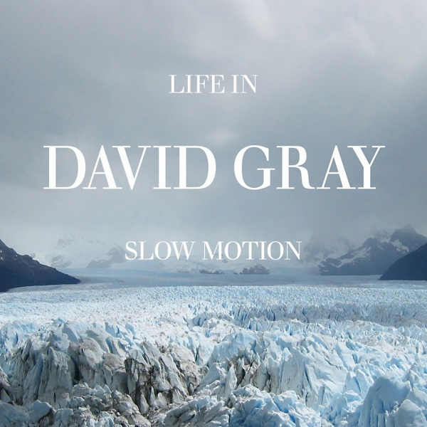 David Gray Life in Slow Motion Cover Art