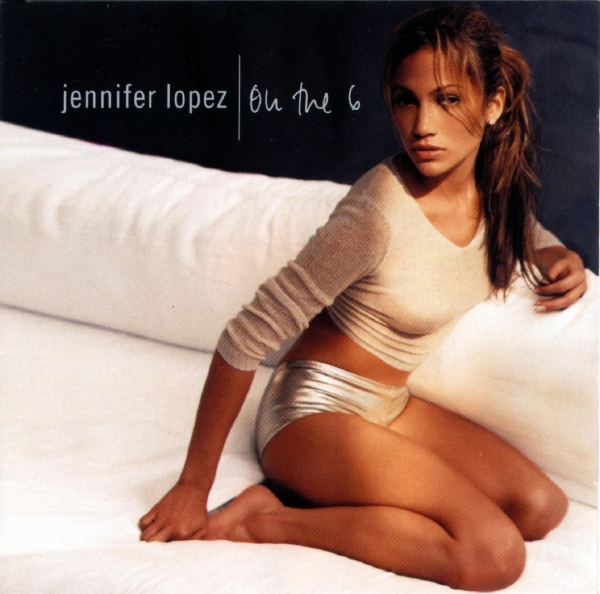 Jennifer Lopez On the 6 cover art