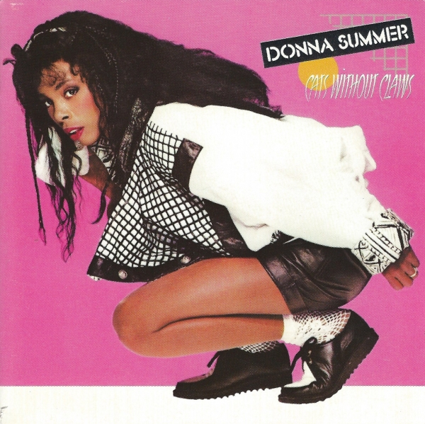 Donna Summer Cats Without Claws cover art