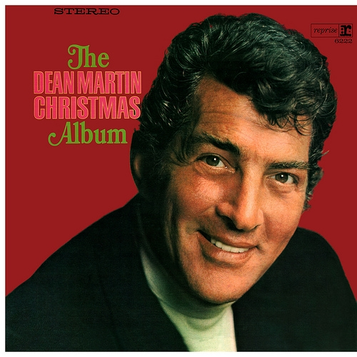 Dean Martin The Dean Martin Christmas Album cover art