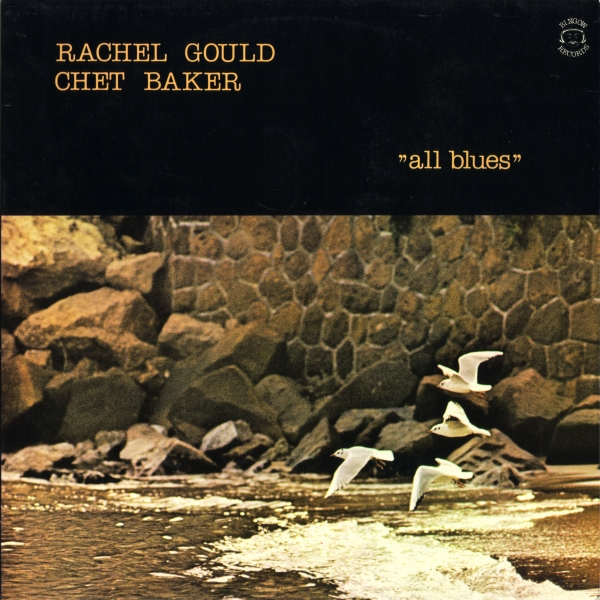 Rachel Gould, Chet Baker All Blues Cover Art