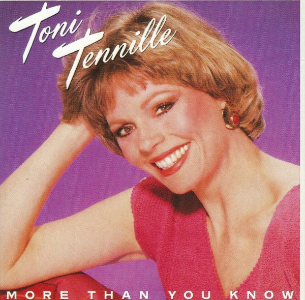 Toni Tennille More Than You Know Cover Art