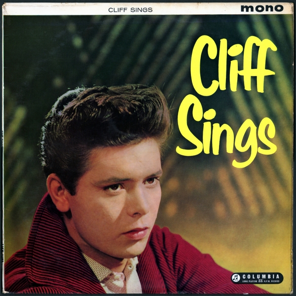 Cliff Richard Cliff Sings Cover Art