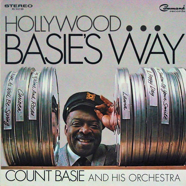 Count Basie Hollywood Basie's Way cover art