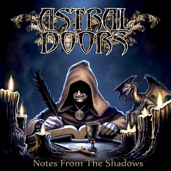 Astral Doors Notes From the Shadows Cover Art
