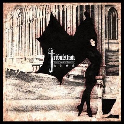 Tribulation The Children of the Night cover art