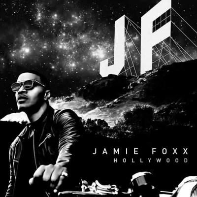 Jamie Foxx Hollywood: A Story of a Dozen Roses cover art