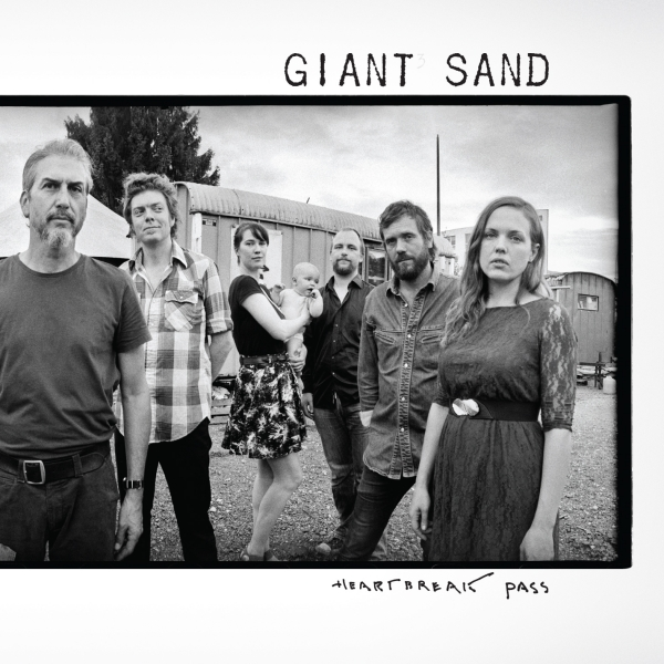 Giant Sand Heartbreak Pass Cover Art