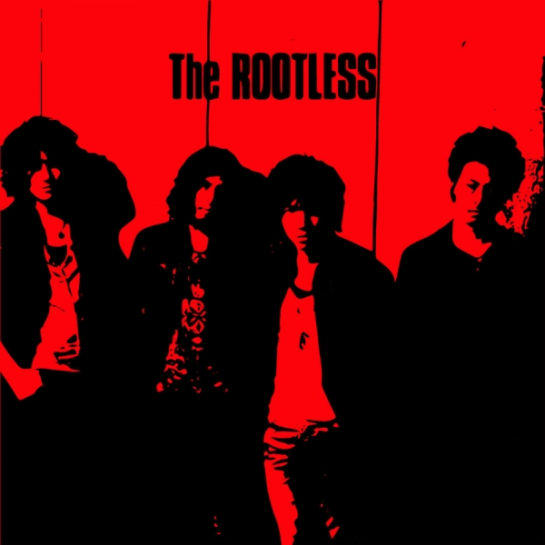 The ROOTLESS THE ROOTLESS cover art