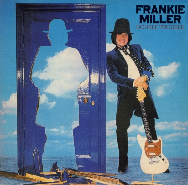 Frankie Miller Double Trouble cover art