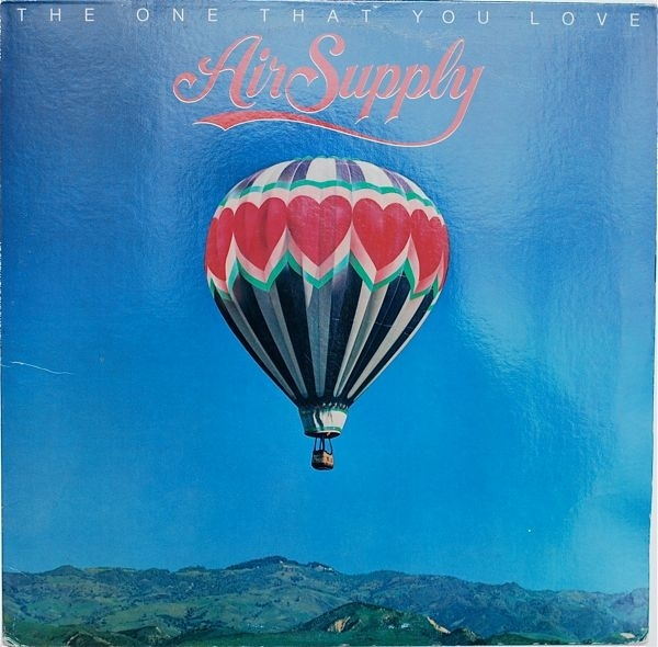Air Supply The One That You Love cover art
