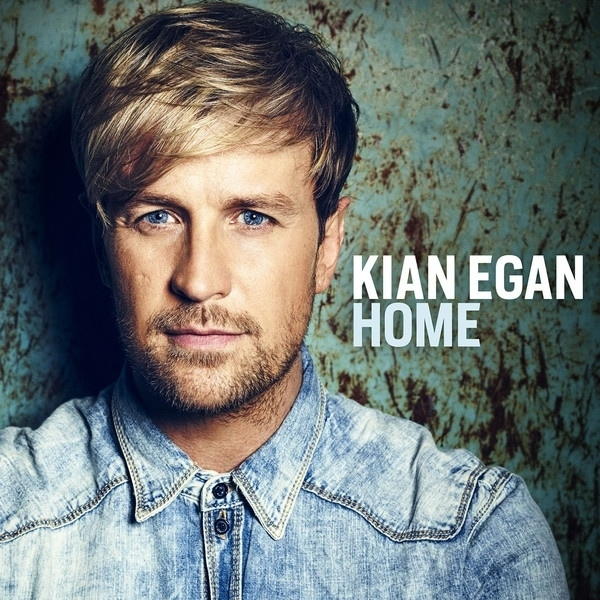 Kian Egan Home cover art