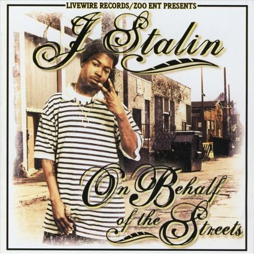 Mistah F.A.B. On Behalf of the Streets cover art