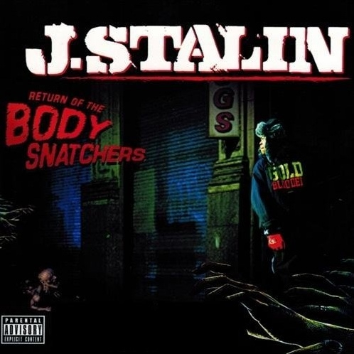 J. Stalin Return Of The Body Snatchers cover art