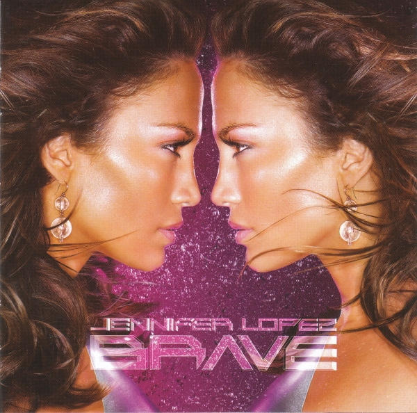 Jennifer Lopez Brave cover art