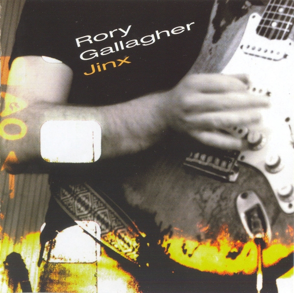Rory Gallagher Jinx cover art