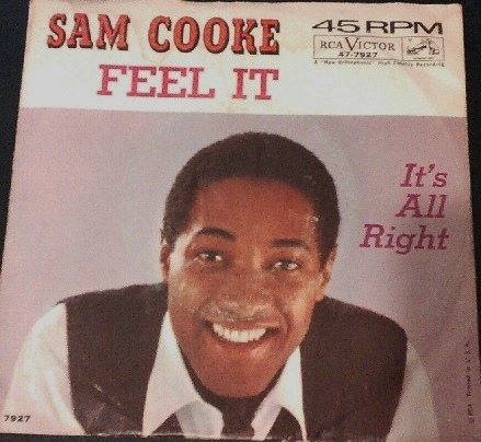 Sam Cooke Feel It cover art