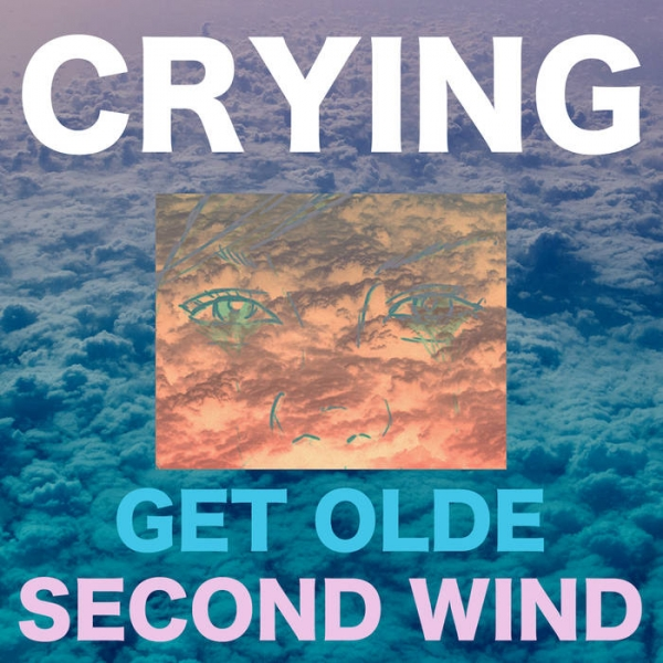 Crying Get Olde Second Wind cover art