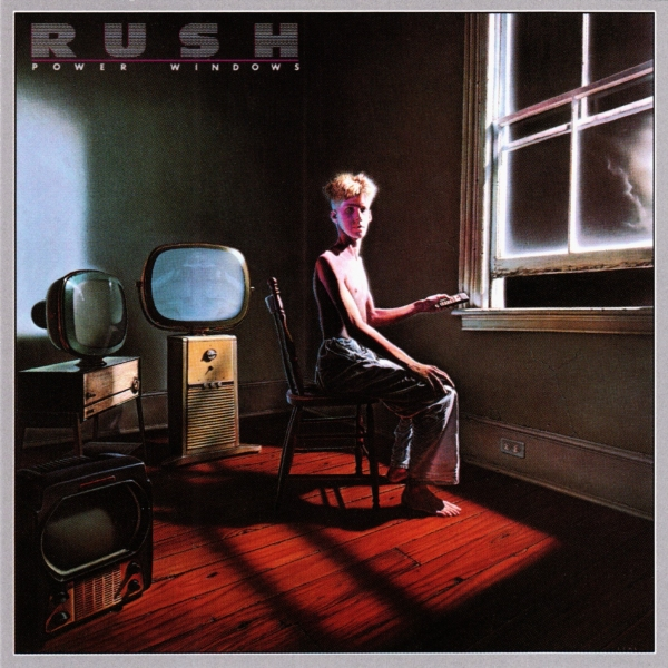 Rush Power Windows Cover Art