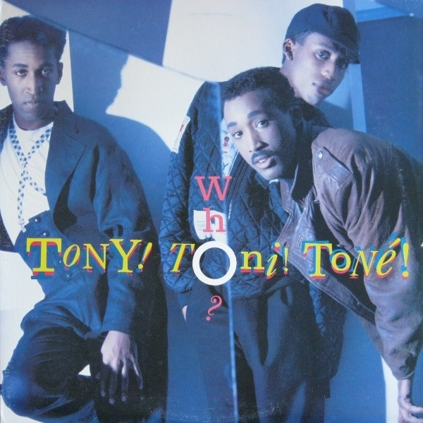 Tony! Toni! Toné! Who? cover art