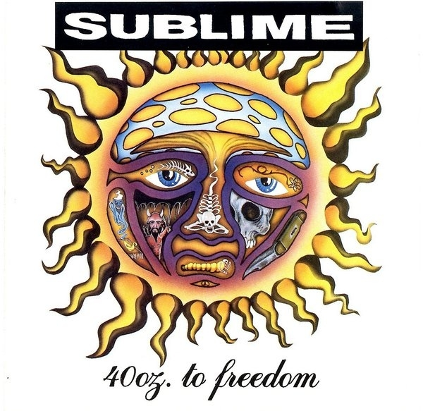Sublime 40 oz. to Freedom cover art
